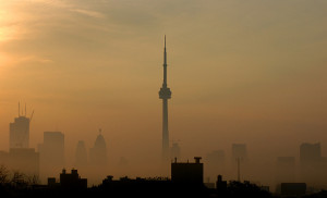 smog toronto